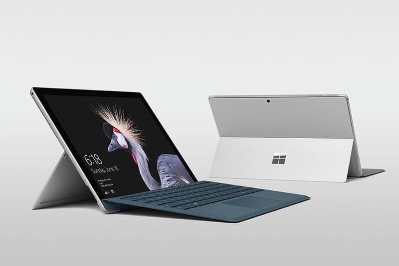 so sánh macbook và surface
