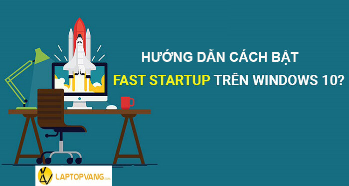 fast startup win 10
