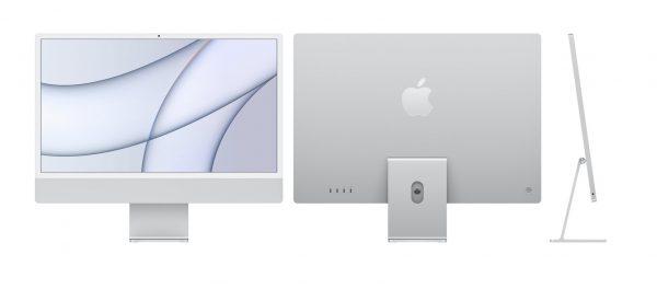 iMac 24 inch Màu Bạc - Laptop Vàng