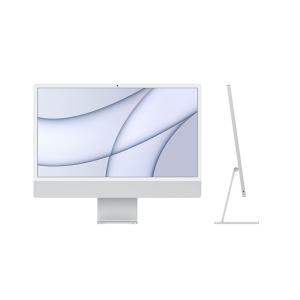 iMac 2021 M1 24 inch 4.5K Màu Bạc - Laptop Vàng