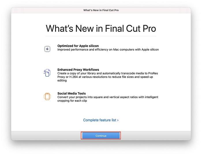 phần mềm chỉnh sửa video cho mac