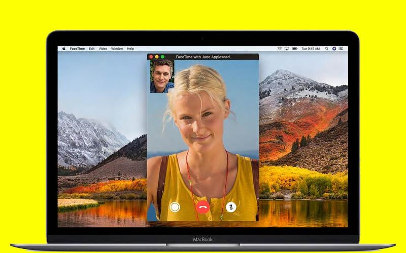 camera macbook