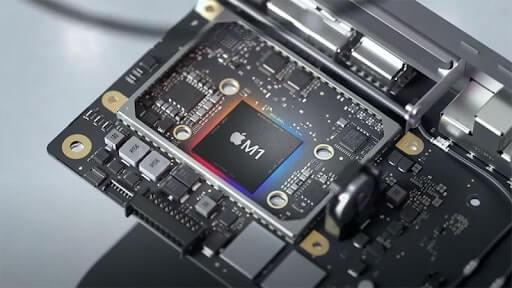hiệu năng chip m1