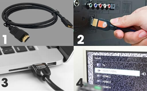 cách kết nối macbook với tivi qua bluetooth