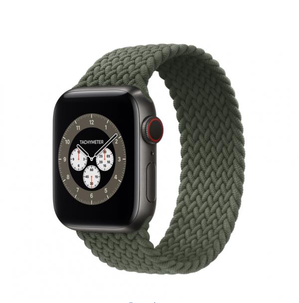apple watch 6 44mm titanium case solo loop laptopvang
