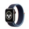 apple watch 6 44mm titanium case sport loop laptopvang