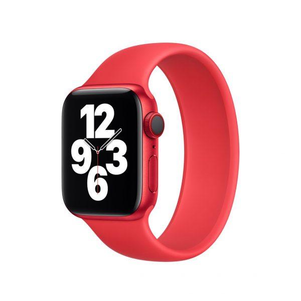 apple watch solo loop deep red laptopvang