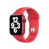 apple watch sport band red laptopvang 1