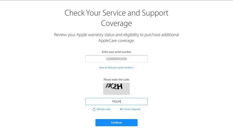Bạn hoàn toàn có thể tìm và check số serial MacBook