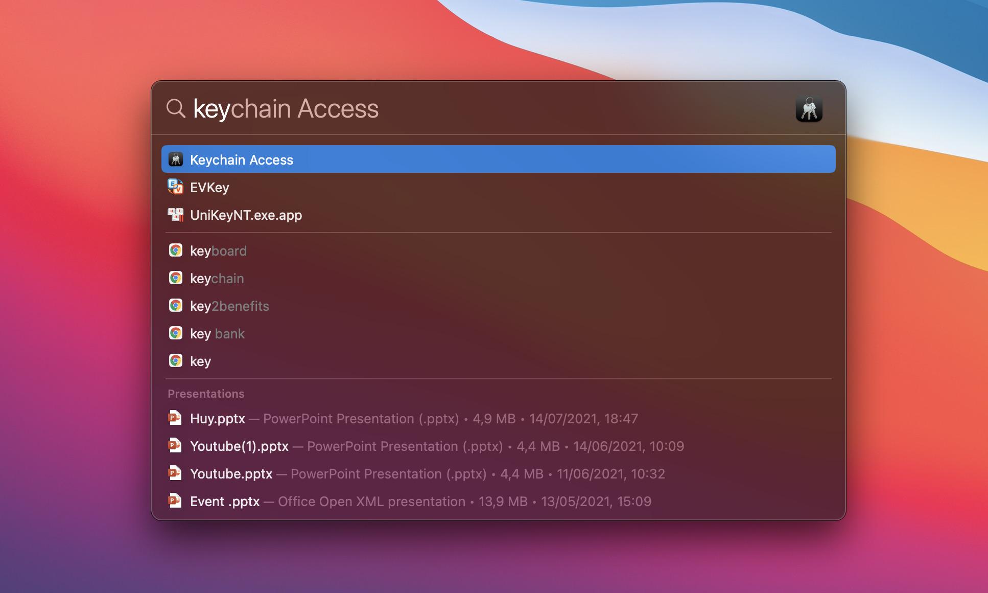 Hướng dẫn tìm lại Pass WiFi trên MacBook