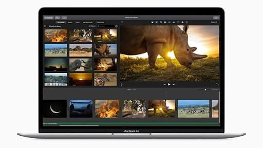 macbook air 2020 giá
