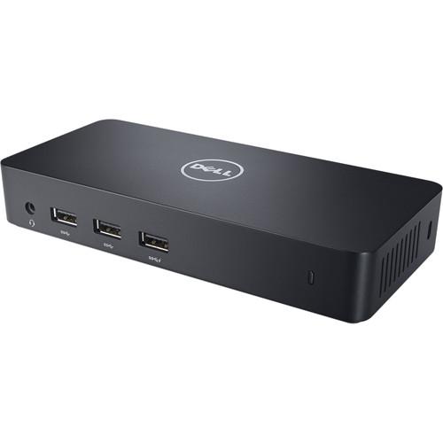 Dell USB 3.0 Ultra HD 4K Docking Station 65W (USB) (DA3100) (2)