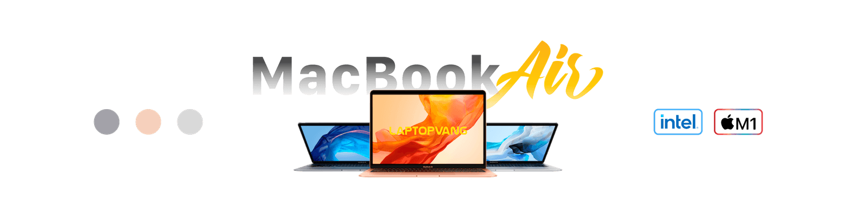 MacBook Air 2020 Banner
