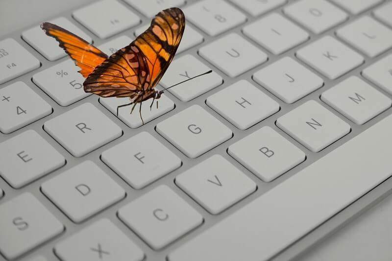 bàn phím cánh bướm macbook