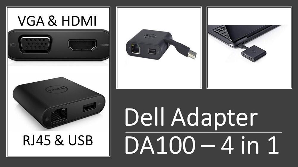 Dell Adapter DA100