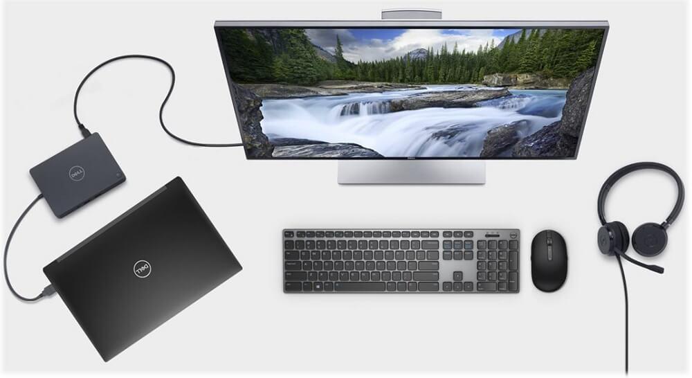 Kết nối với thiết bị ngoại vi với 3 cổng USB 3.0