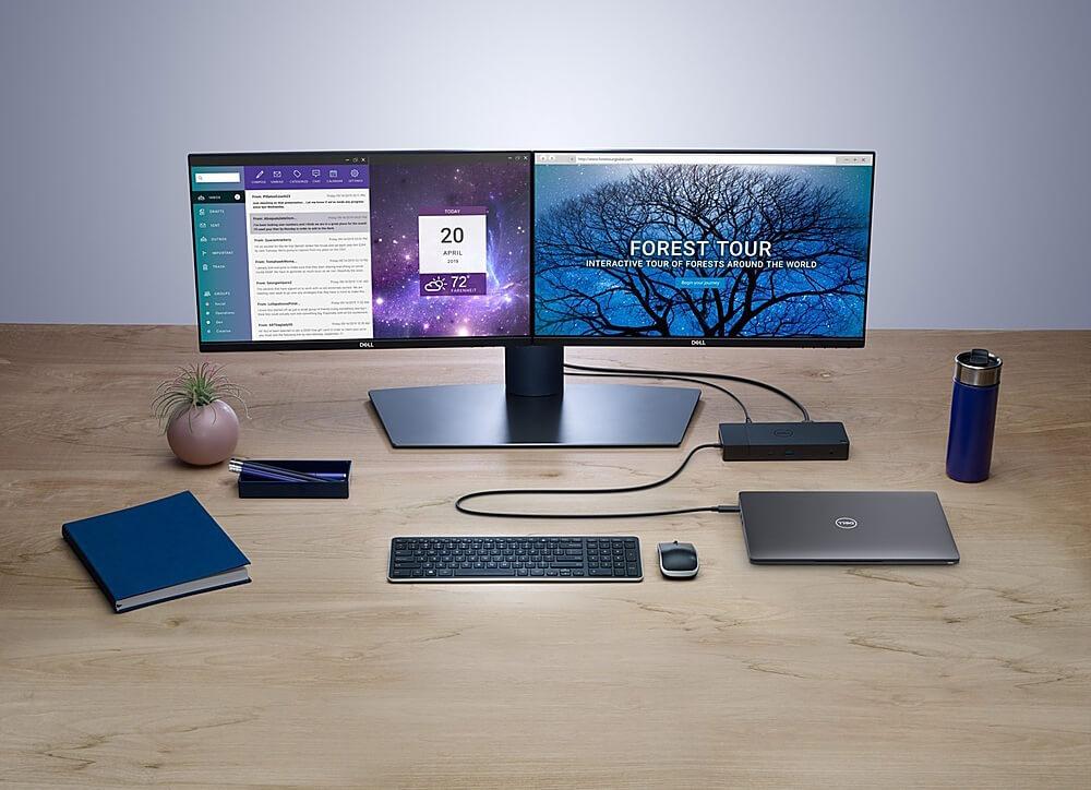 Kết nối dễ dàng với 1 cáp USB-C