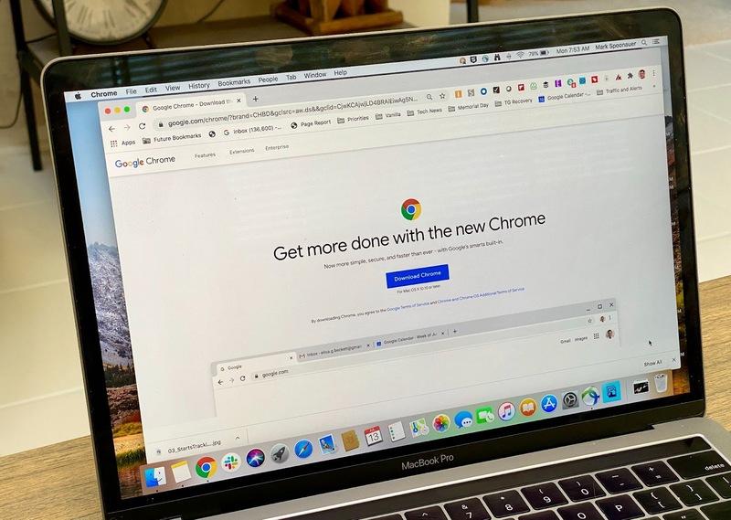 tải google chrome cho macbook