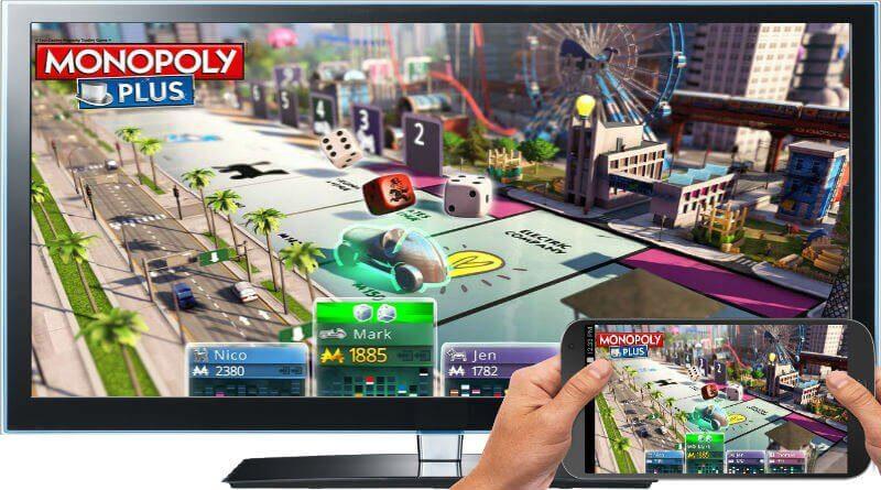 Chơi game trên TV với hỗ trợ của Chromecast 3