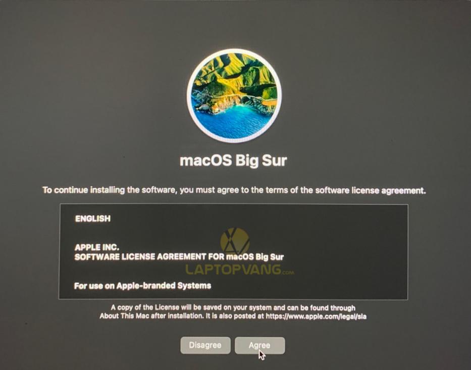 Hướng dẫn reset MacBook bằng Recovery