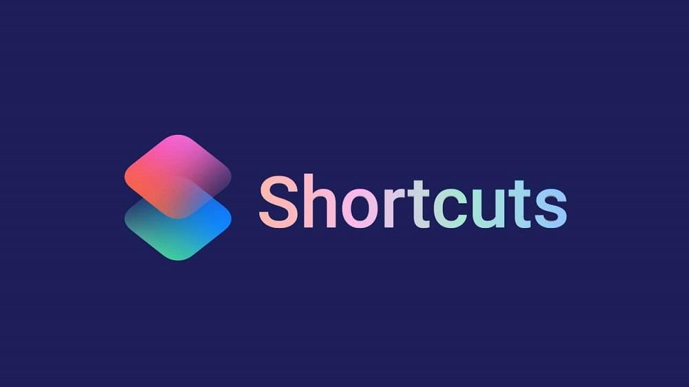Logo ứng dụng Shortcuts