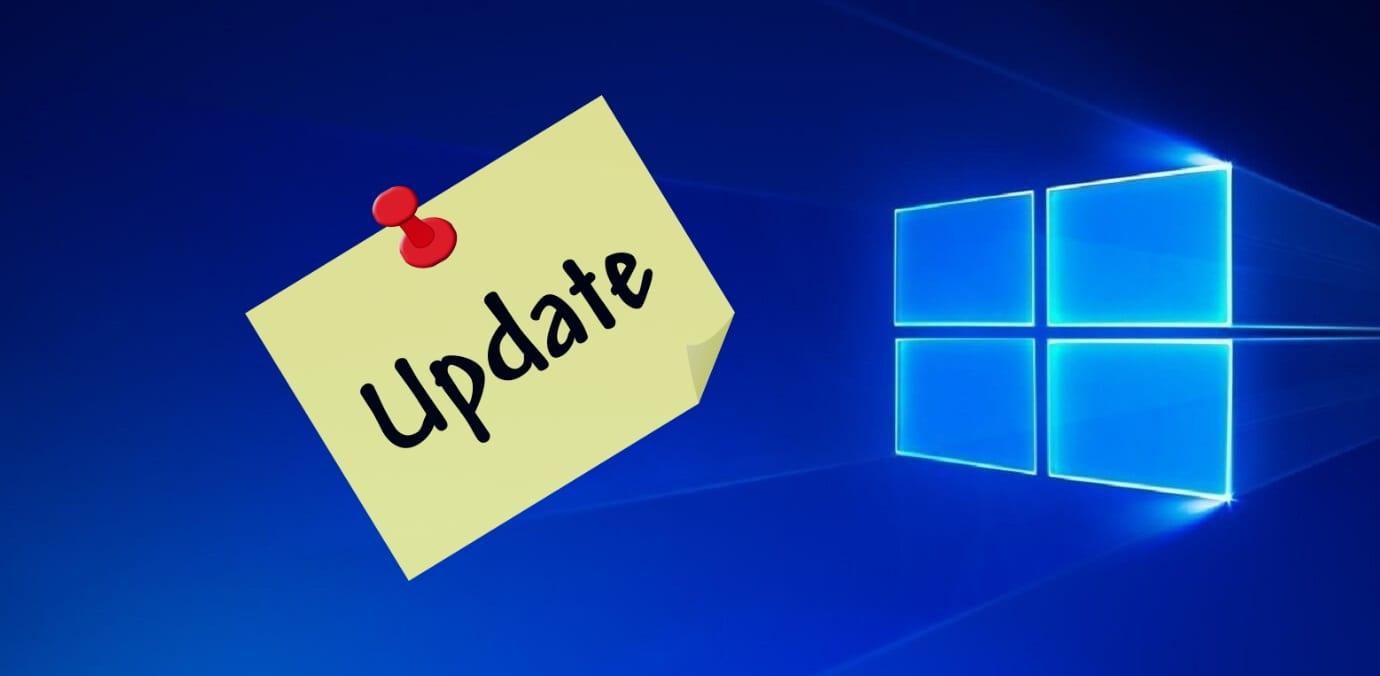tắt window update win 10