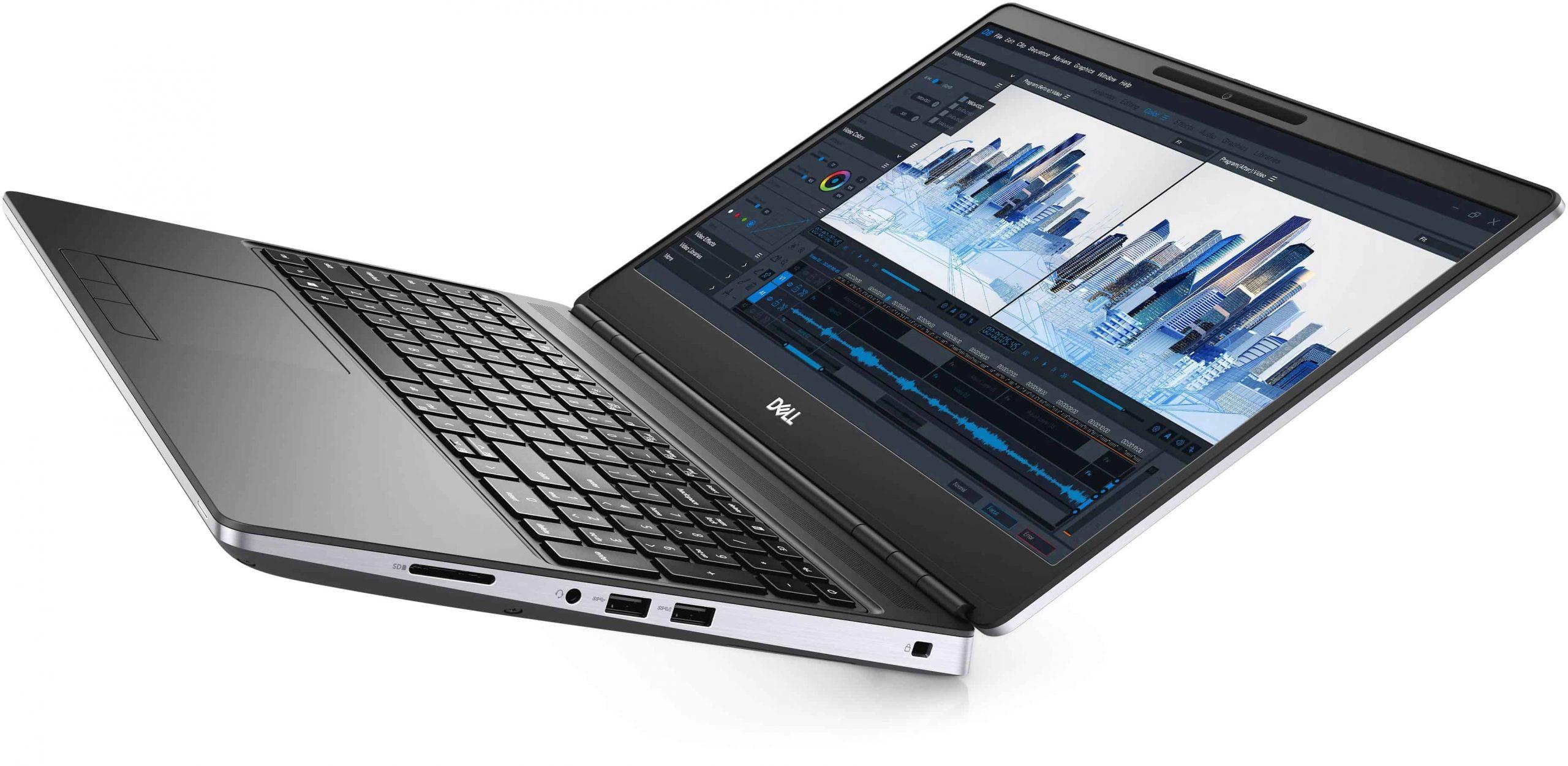 dell laptop workstation