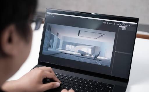 máy tính dùng cho đồ họa