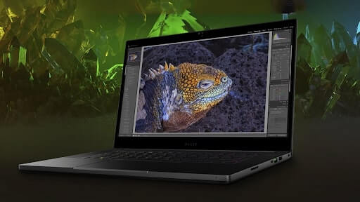 laptop cho đồ họa chuyên nghiệp
