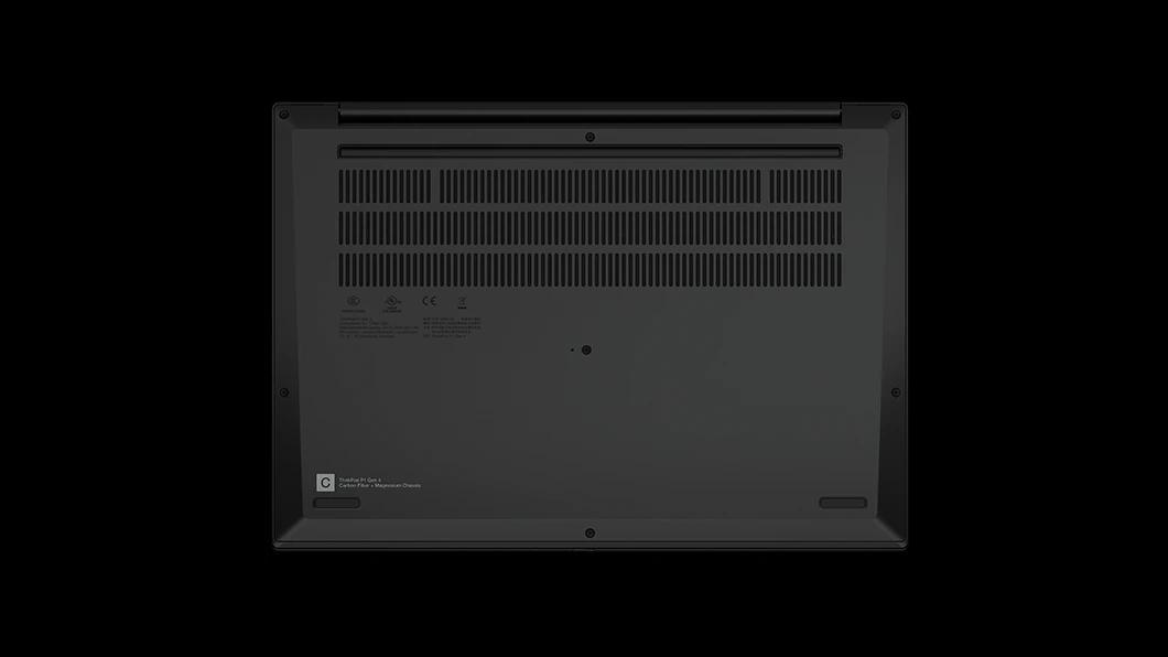 làm mát Cấu hình trên Lenovo ThinkPad P1 Gen 4