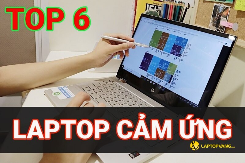 laptop cảm ứng