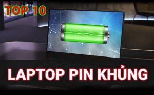 laptop pin trâu