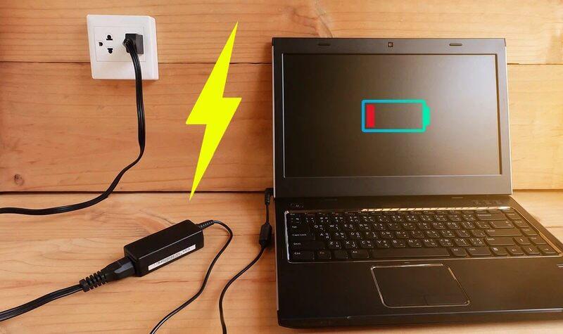 máy tính tự tắt khi đang sử dụng