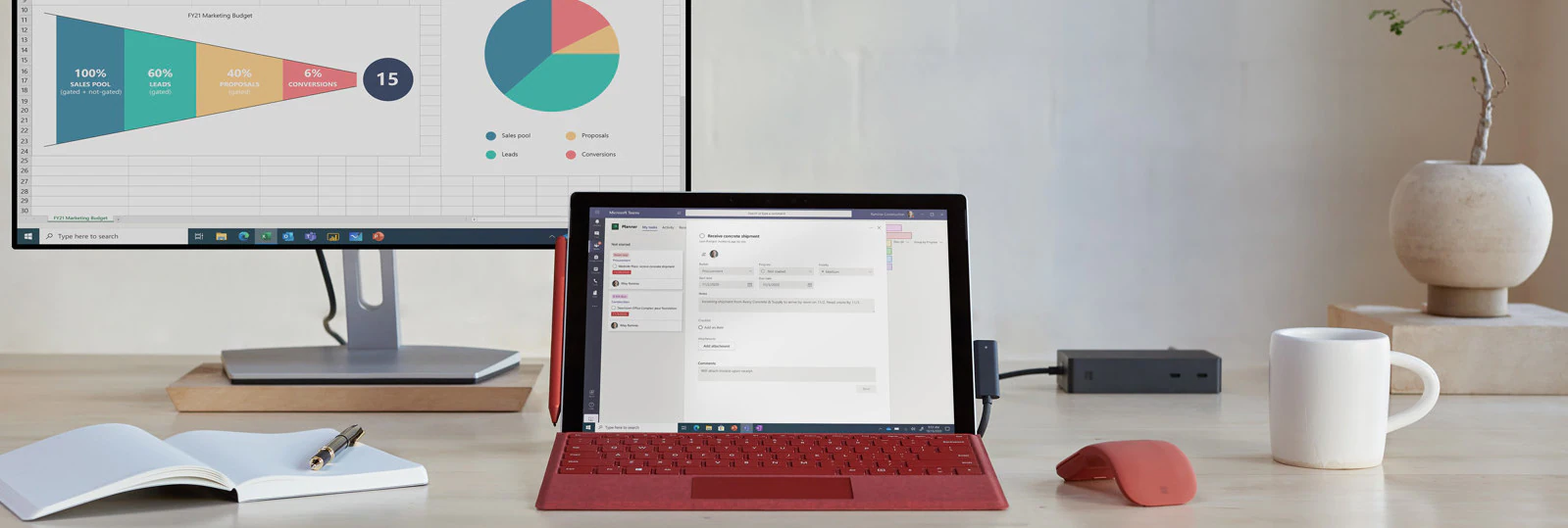surface pro 7 plus overall