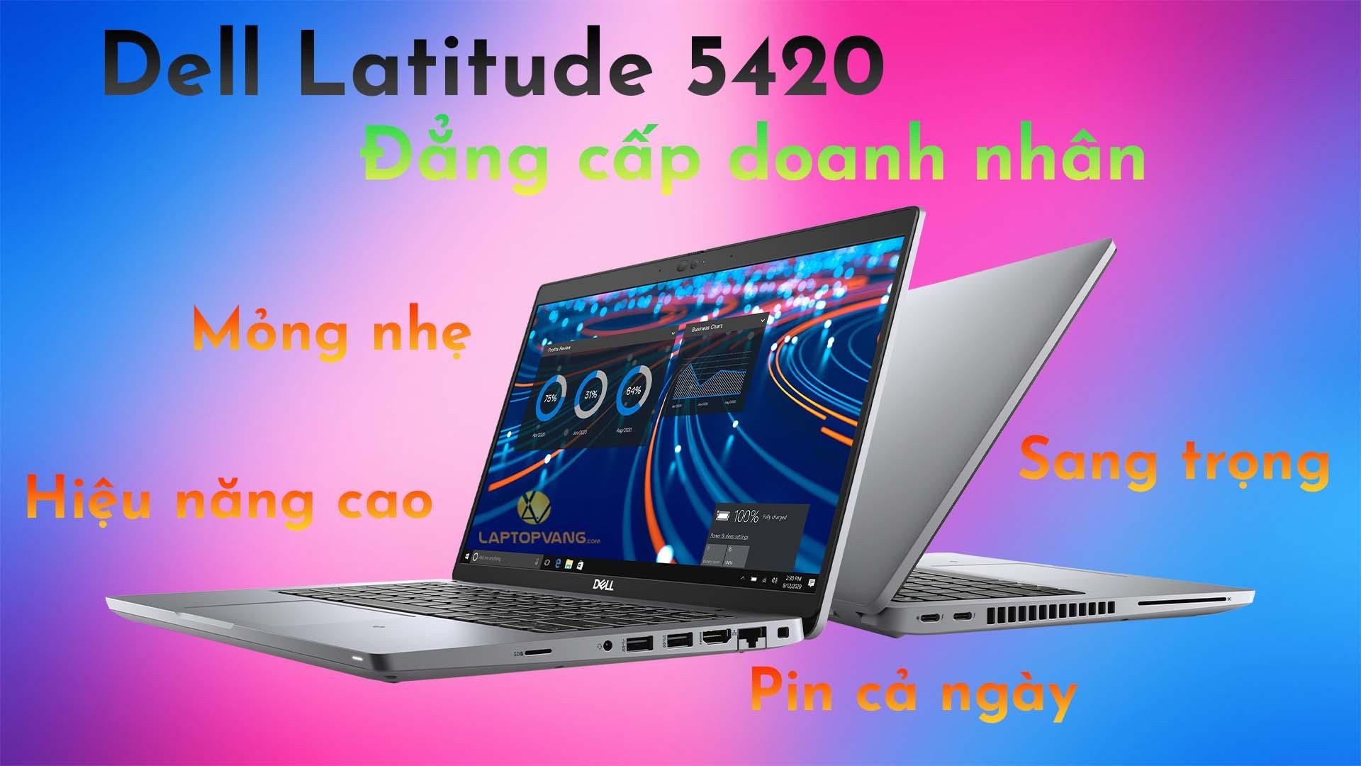 Dell Latitude 5420