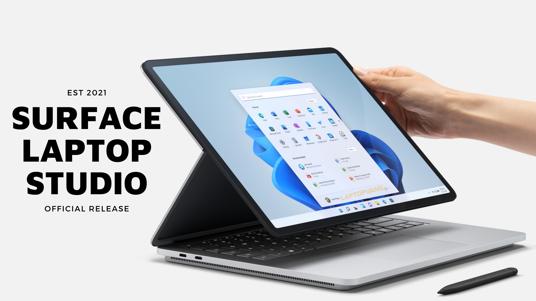 Surface Laptop Studio banner