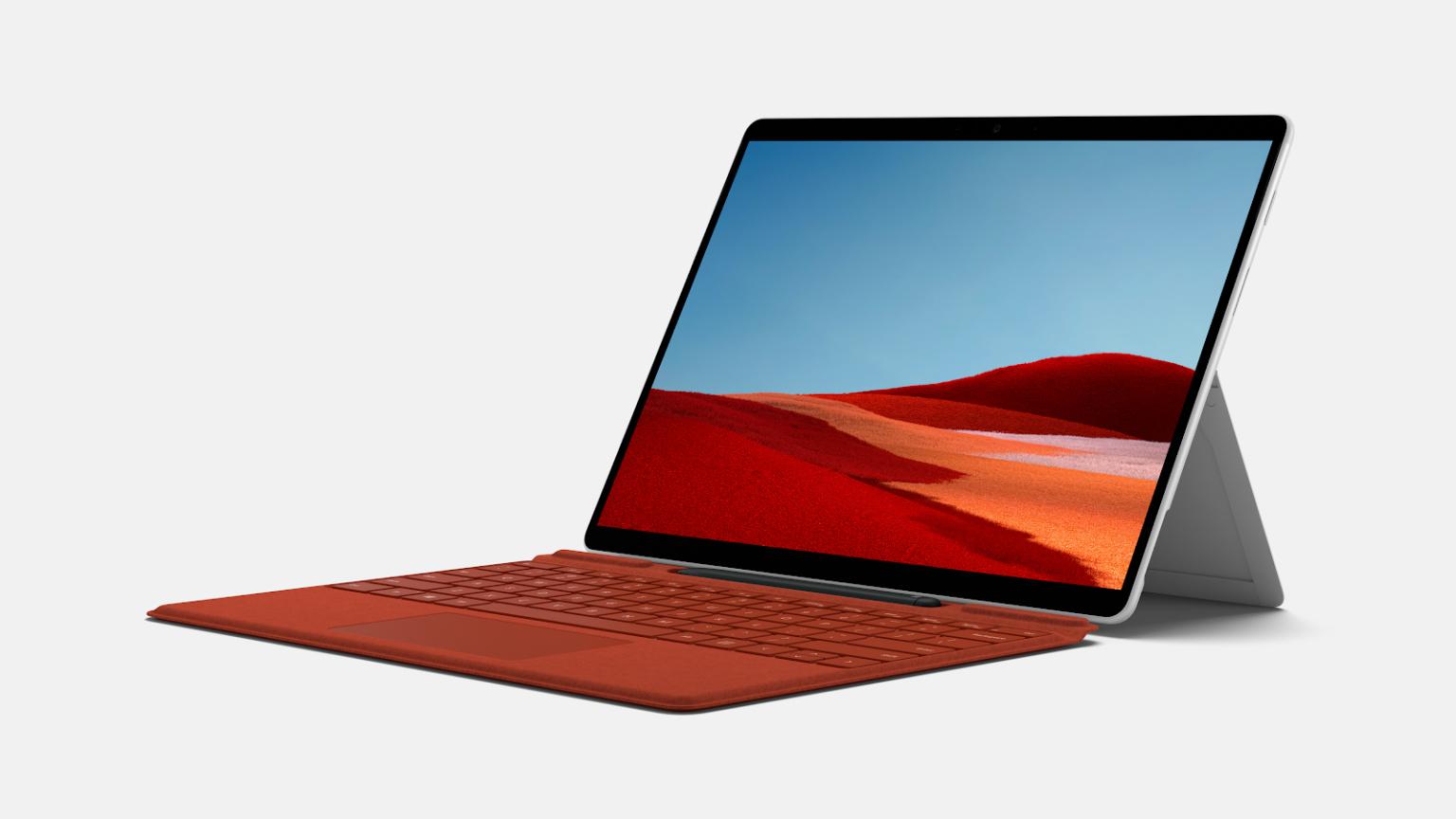 Surface Pro X 2021 - Phím Đỏ