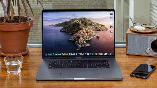 cấu hình macbook pro 16