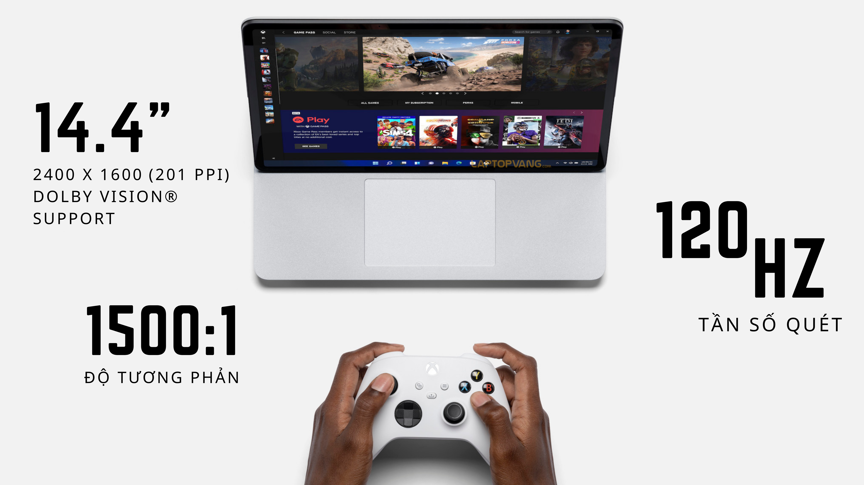 display Surface Laptop Studio laptopvang