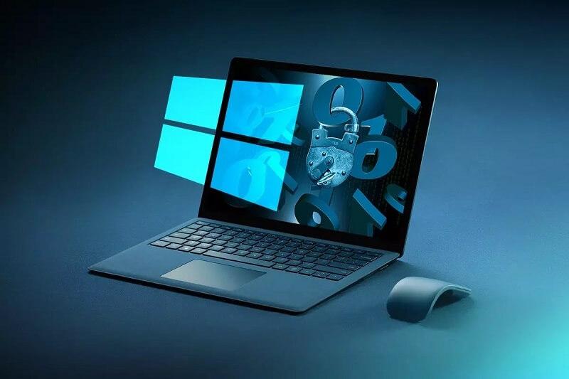 bảo mật laptop