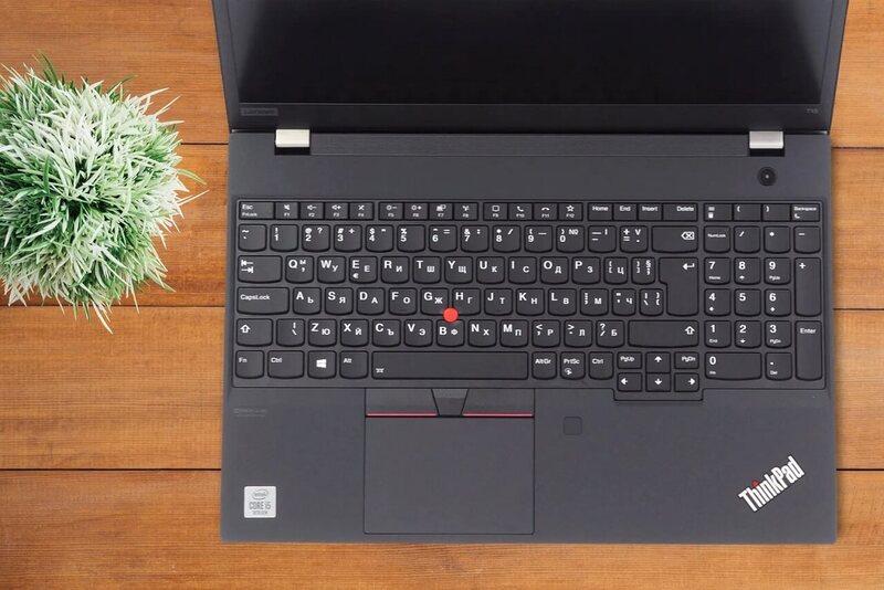 Bàn phím của Lenovo ThinkPad T15
