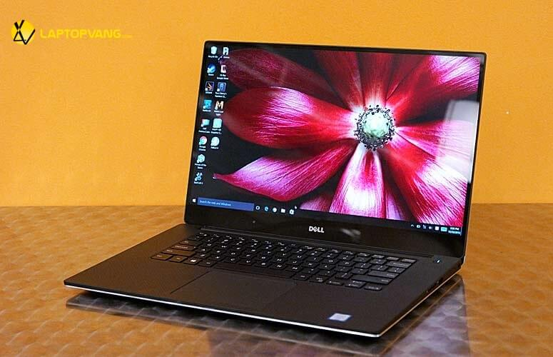 thiết kế của laptop dell