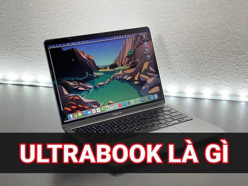 ultrabook là gì